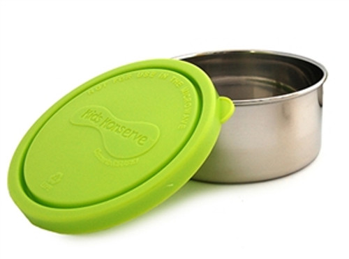 Kids Konserve Round Food Container