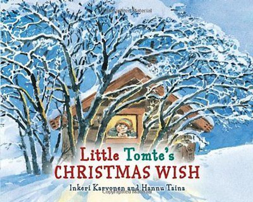 Little Tomte's Christmas Wish