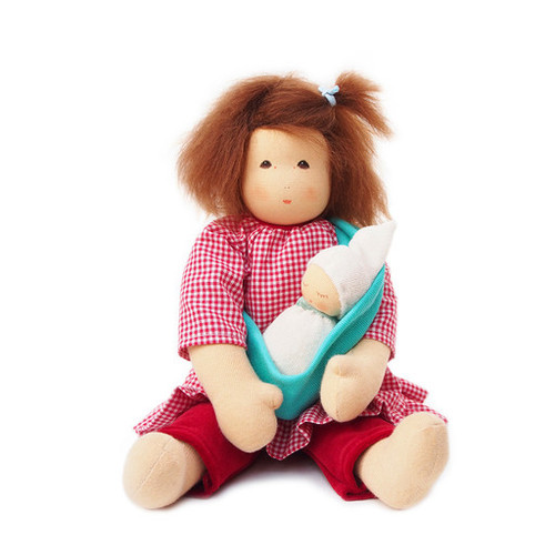 Nanchen Doll with Baby
