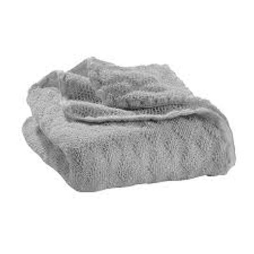 Disana Organic Merino Wool Baby Blanket - Grey