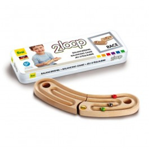 Erzi 2Loop Race Balancing Game