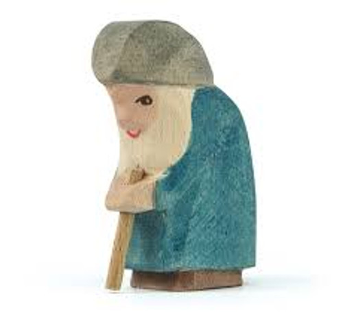 Ostheimer Wooden Dwarf - Willi