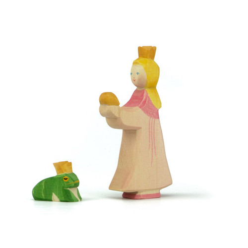 Frog King and Princess