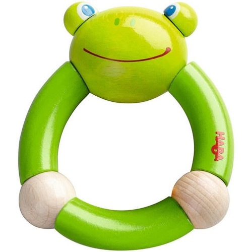 HABA Clutching Toy Frog Ring