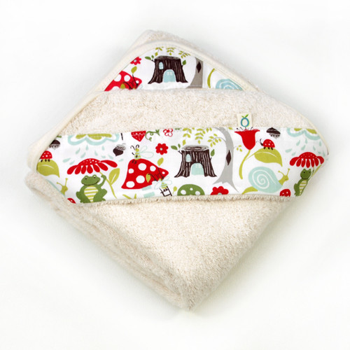 Organic Cotton Towel for Babies
