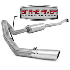 "S5236AL - MBRP 3"" EXHAUST 2011-2014 FORD F150 ECOBOOST CAT BACK V6 ALUMINZED SINGLE"