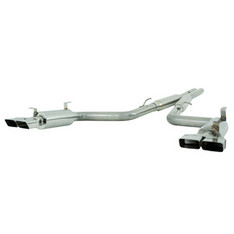 S7104409 - MBRP CAT BACK EXHAUST 09-2011 DODGE CHALLENGER RT HEMI