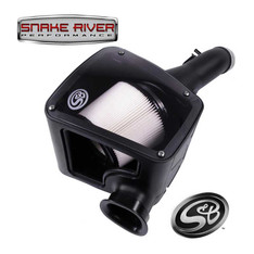 75-5039D - S&B COLD AIR INTAKE 2007-2017 TOYOTA TUNDRA 2007-2012 TOYOTA SEQUOIA 5.7L V8 DRY FILTER