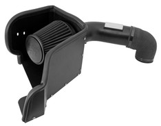 71-1561 - KN BLACKHAWK INDUCTION AIR INTAKE 09-18 DODGE RAM 1500 13-18 RAM 2500 5.7L V8