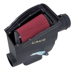 AIRAID MXP COLD AIR INTAKE SYNTHAMAX DRY FILTER 2008-10 FORD SUPER DUTY POWERSTROKE DIESEL 6.4L V8 - 401-214-1