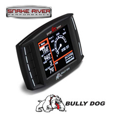 BULLY DOG TRIPLE DOG GT DIESEL GAUGE MONITOR TUNER