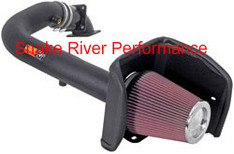 57-2556 - K&N COLD AIR INTAKE 2004-2008 FORD F 150 5.4L LINCOLN MARK LT 5.4L V8