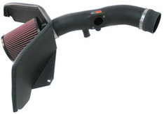 63-3062 - K&N COLD AIR INTAKE 2007-2009 CHEVY TRAILBLAZER/GMC ENVOY/ISUZU ASCENDER 4.2L