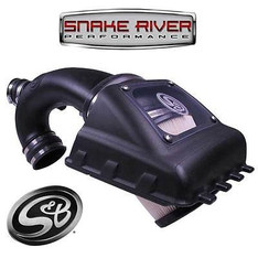 75-5067D - S&B COLD AIR INTAKE 2011-2014 FORD F150 ECOBOOST 3.5L V6 DRY FILTER