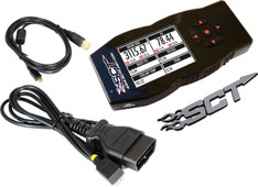 7015 - SCT X4 POWER FLASH PROGRAMMER 1999-2012 FORD DIESEL AND 1996-2014 FORD GAS