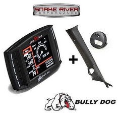 40420 31304 30420 - BULLY DOG TRIPLE DOG GT DIESEL WITH A-PILLAR MOUNT 2011-14 FORD POWERSTROKE 6.7L