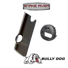 32305 30420 - BULLY DOG A PILLAR MOUNT WITH ADAPTER 2007-2010 JEEP JK WRANGLER 3.8L
