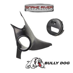 31302 30420 - BULLY DOG A PILLAR MOUNT WITH ADAPTER 03-07 FORD POWERSTROKE F250 F350 6.0L
