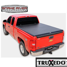 270601 - TRUXEDO TRUXPORT SOFT ROLL UP TONNEAU 07.5-13 CHEVY GMC 1500 5.8' BED NEW BODY