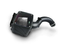 75-5101D - S&B COLD AIR INTAKE 2001-2004 CHEVY GMC DURAMAX DIESEL LB7 6.6L DRY FILTER