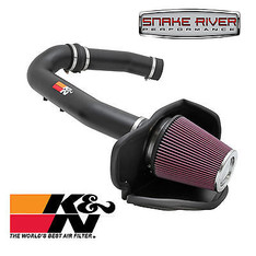 77-1560KTK - K&N PERFORMANCE AIR INTAKE KIT 11-15 JEEP GRAND CHEROKEE 3.6L V6 NON CARB
