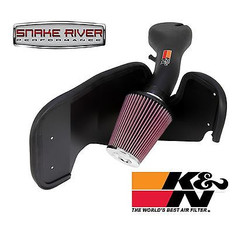 57-1526 - K&N PERFORMANCE AIR INTAKE KIT 1999 - 2004 JEEP GRAND CHEROKEE 4.0L L6