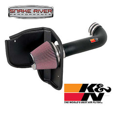 57-1549 - K&N PERFORMANCE AIR INTAKE KIT 2005 - 2010 JEEP GRAND CHEROKEE 5.7L V8