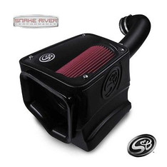 75-5069 - S&B COLD AIR INTAKE 14-16 CHEVY SILVERADO GMC SIERRA 1500 5.3L 6.2L OILED FILTER
