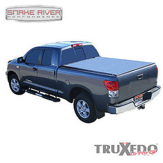 546701 - TRUXEDO LO PRO QT SOFT ROLL UP TONNEAU COVER 14-15 TOYOTA TUNDRA 8' BED