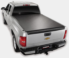 572201 - TRUXEDO LO PRO QT SOFT ROLL UP TONNEAU COVER 15 CHEVY GMC 2500 3500 8' BED