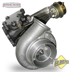 1045235 - BD DIESEL SUPER B SINGLE TURBO CHARGER 04.5-07 DODGE RAM CUMMINS 2500 3500 5.9L