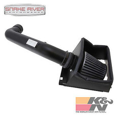 71-2584 - K&N PERFORMANCE COLD AIR INTAKE 2011-2012 FORD F150 6.2L V8