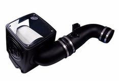 75-5075-1D - S&B COLD AIR INTAKE 2011-2016 CHEVY GMC DURAMAX DIESEL LML 6.6L DRY FILTER