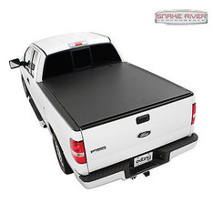 50355 - EXTANG EXPRESS SOFT ROLL UP TONNEAU COVER 2004-2014 FORD F150 8' BED