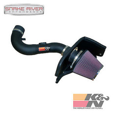 57-2566 - K&N PERFORMANCE COLD AIR INTAKE SYSTEM 05-09 FORD MUSTANG 4.0L