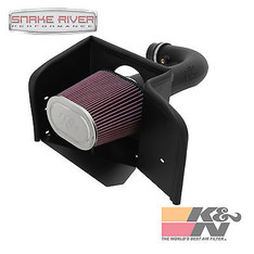 57-1529 - K&N PERFORMANCE COLD AIR INTAKE 2002-2012 DODGE RAM 1500 4.7L 57-1529