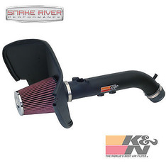 57-9015-1 - K&N PERFORMANCE FIPK COLD AIR INTAKE 1999-2004 TOYOTA TACOMA 3.4L