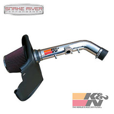 77-9015KP - K&N PERFORMANCE COLD AIR INTAKE 1999-2004 TOYOTA TACOMA 3.4L  POLISHED