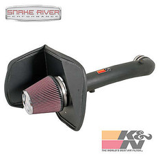 63-9027 - K&N PERFORMANCE AIRCHARGER COLD AIR INTAKE 2005-2006 TOYOTA TUNDRA 4.7L
