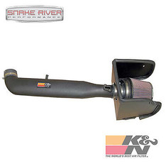 57-6014 - K&N PERFORMANCE COLD AIR INTAKE FOR 2005-2014 NISSAN FRONTIER 4.0L