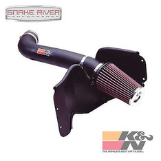 57-1513-1 - K&N PERFORMANCE COLD AIR INTAKE 1999-2004 JEEP GRAND CHEROKEE 4.7L