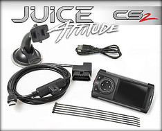 EDGE TUNER CS 2 JUICE WITH ATTITUDE FOR 07.5-10 CHEVY GMC 6.6L DURAMAX DIESEL - 21403
