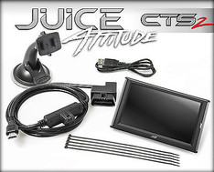 EDGE CTS 2 JUICE W ATTITUDE 07.5-10 CHEVY GMC 6.6L DURAMAX DIESEL NO CARB - 21503