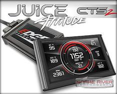 EDGE CTS 2 JUICE W ATTITUDE FOR 04.5-05 DODGE RAM 2500 3500 5.9L CUMMINS DIESEL - 31503