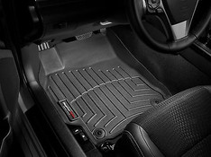 440121 - WEATHERTECH FRONT FLOOR LINER FOR 03-06 DODGE RAM 1500 2500 3500 4X4 BLACK