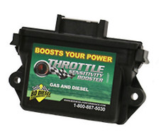 1057737 - BD DIESEL THROTTLE SENSITIVITY BOOSTER FOR 07-14 CHEVY SILVERADO GMC SIERRA