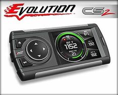 85300 - EDGE EVOLUTION CS 2 DIESEL PROGRAMMER TUNER 85300 FOR DURMAX POWERSTROKE CUMMINS