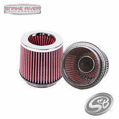 KF-1022 - S&B COLD AIR INTAKE REPLACEMENT OILED FILTER CLEANABLE KF-1022