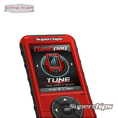 1845 - SUPERCHIPS FLASHPAQ F5 TUNER FOR 99-15 FORD POWERSTROKE DIESEL