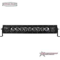 "22002 - RIGID INDUSTRIES RADIANCE RED ILLUMINATED 20"" LED LIGHT BAR"